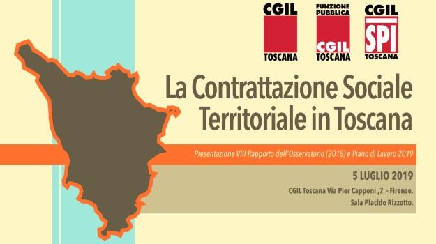 Contrattazione sociale territoriale 1